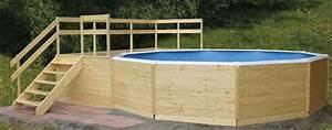 Günstig Pool Bauen : holzpool holzbecken schwimmbecken aus holz ich liebe wasser ~ Markanthonyermac.com Haus und Dekorationen