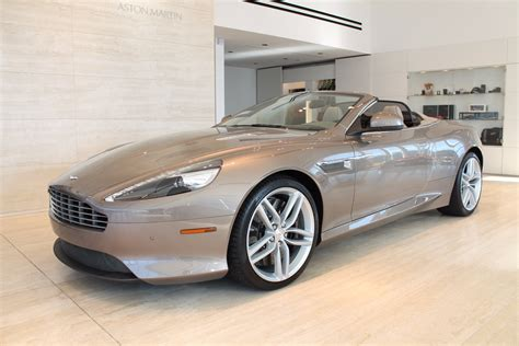 Martin For Sale Used by 2015 Aston Martin Db9 For Sale Cargurus