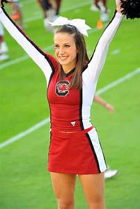 Nfl And College Cheerleaders Photos  Ranking The 15 Hottest College Cheer Squads Of 2013