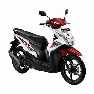 Jual Honda All New Beat Esp Fi Sporty Cw  Jadetabek  Di