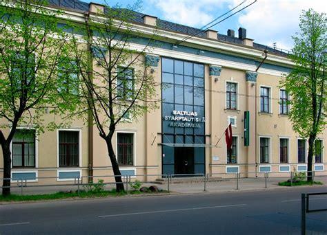 Baltijas Starptautiskā akadēmija - Biļešu serviss ...