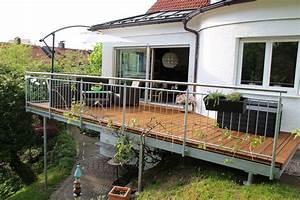 Terrasse Am Hang : nachtr glicher balkonanbau kempten nachtr glicher ~ Lizthompson.info Haus und Dekorationen