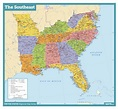 Printable Map Of Southeast Us | Printable Maps
