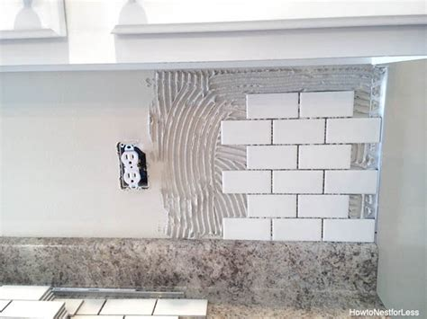 install  backsplash  budget decorator