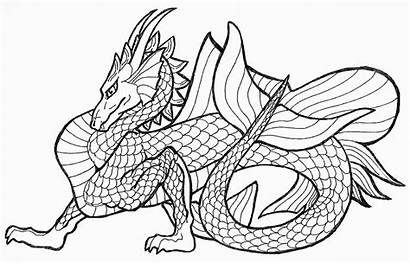 Dragon Pages Coloring Printable Colouring Adult Bestcoloringpagesforkids