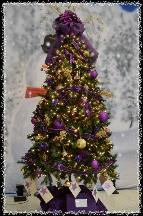 christmas tree decorated in purple 246 best purple and lavender christmas images on pinterest christmas ideas christmas time and diy