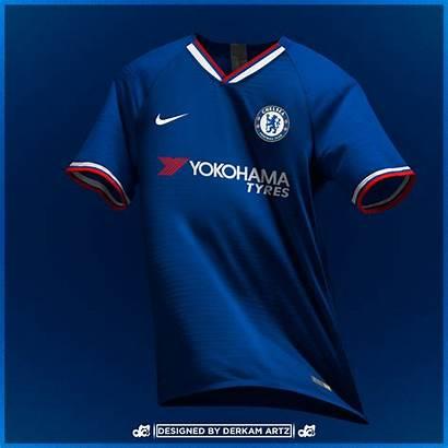 Chelsea Fc Nike Behance 1400 Kits