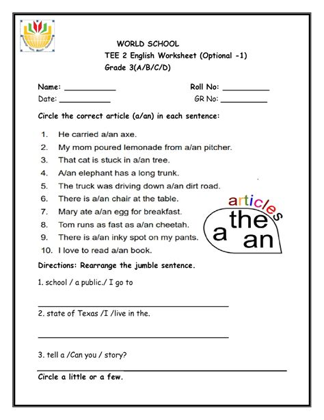 worksheet english year 5 kssr printable worksheets and