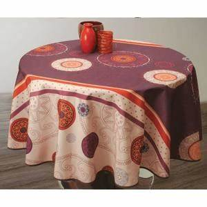 Nappe Table Ovale : nappe ovale anti tache achat vente nappe ovale anti tache pas cher cdiscount ~ Teatrodelosmanantiales.com Idées de Décoration