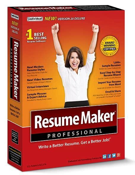 Resume Maker Professional by Resumemaker Professional Deluxe Cracked Sadeempc