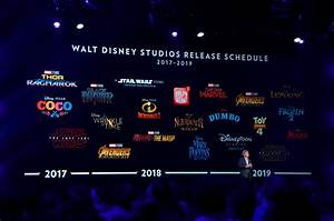 A full guide to the biggest news revealed at Disney's D23 Expo