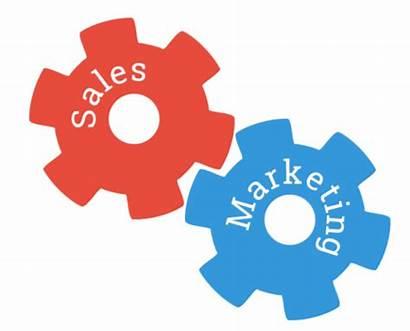 Sales Marketing Alignment Together Management Clip Team