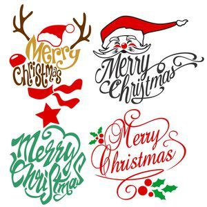 Huge library of free svg files to download instantly and create your diy projects today! Merry Christmas Art Cuttable Designs