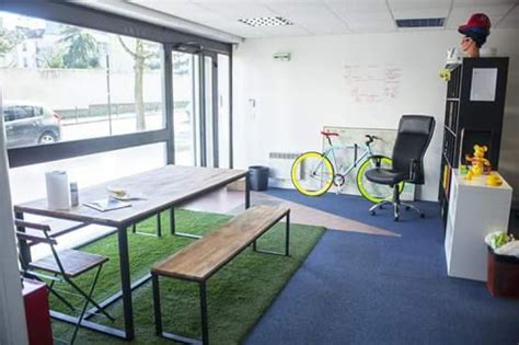 bureau start up bureau à louer halle freyssinet idéal start up