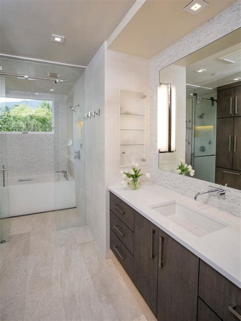 Bathroom Shower Lights by Bathroom Design Trend Shower Lighting Hgtv