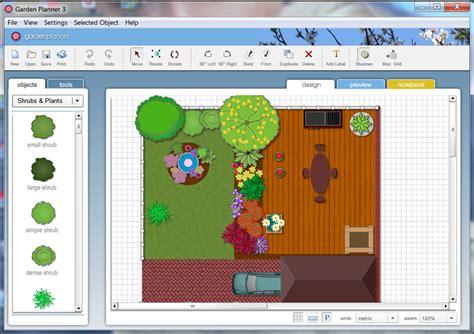 small blue printer garden garden planner design your dream garden