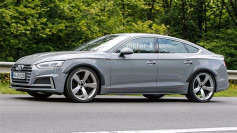 2019 Audi Rs5 Sportback  Is That You?