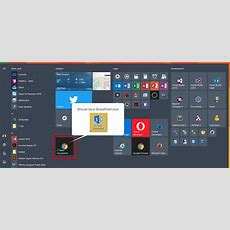 How To Get Chrome Favicons To Appear In Windows 10 Start Menu?  Super User
