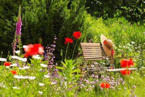 Gartensprüche Gartenzauber