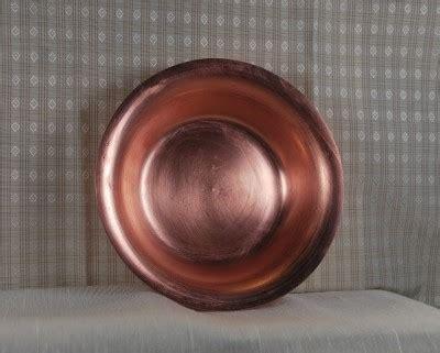 spun copper flange bowl enamels   namelscom