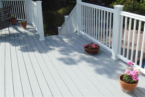 painted timbersil wood deck timbersil projects  news