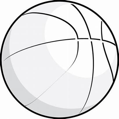 Basketball Clipart Clip Sphere Orange Vector Graphic