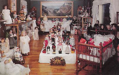 Office Supplies Branson Mo by G4060 Mo Branson Trimble Doll Collection Postcard