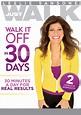 Best Buy: Leslie Sansone: Walk It Off in 30 Days [DVD] [2013]