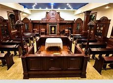 The Bimah The Synagogue Platform Mitzvahs & Traditions