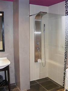 douche a l39 italienne photo 2 3 salle de bain originale With salle de bain a l italienne photo