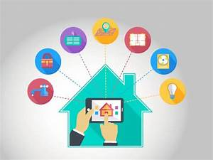 Objet Connecté Maison : la maison connect e aujourd 39 hui ~ Nature-et-papiers.com Idées de Décoration