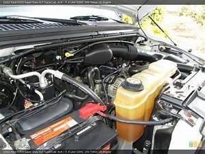 5 4 Liter Sohc 16v Triton V8 Engine For The 2003 Ford F250