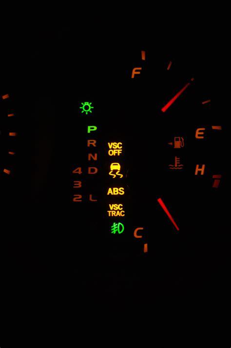 toyota camry 2007 dashboard warning lights girlshopes
