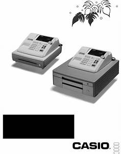 Manual Cash Register