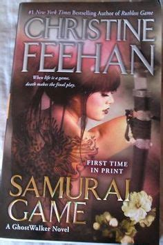 Christine Feehan Game Novels Are On My List For Winter