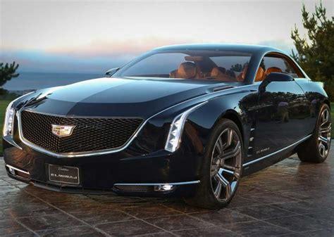 2018 Cadillac Eldorado Release Date, Price, Interior