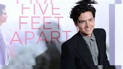 Cole Sprouse Apart Feet Five Teen Cystic