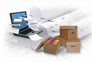 what is the basic requirement for file management system With document scanning jobs from home