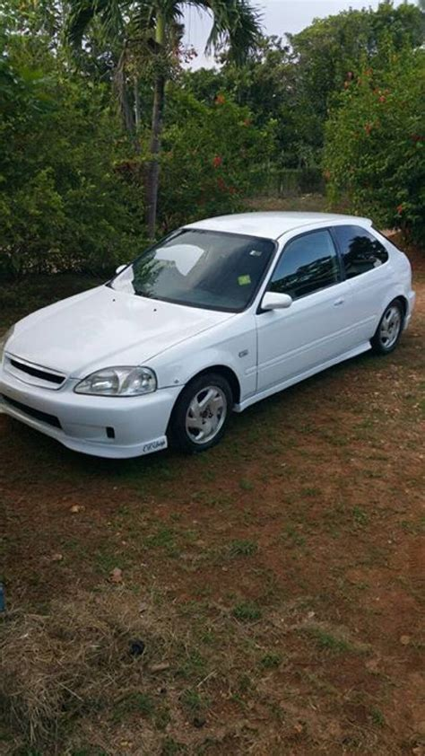 2000 Honda Civic Hatchback For Sale In Spanish Town