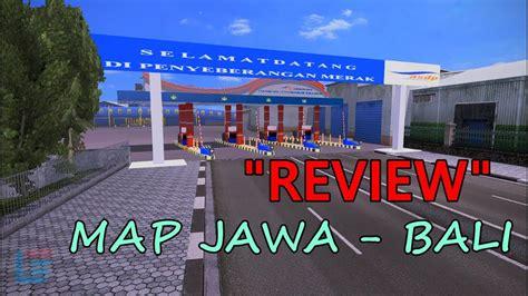 review map jawa bali  raiez ets mod indonesia