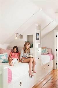 Meuble Pour Comble : meubles pour sous combles kirafes ~ Edinachiropracticcenter.com Idées de Décoration