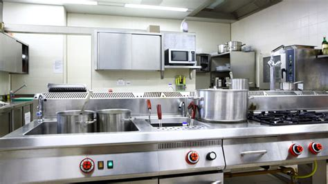 boost energy efficiency  commercial kitchen