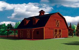 pdf gambrel roof pole barn plans plans free With barn roofing cost