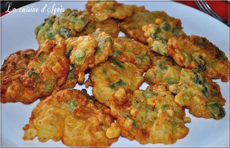 cuisine asperge beignets aux asperges blogs de cuisine