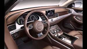 Audi A8 2016 Review Interior Test Drive Youtube A8L ...