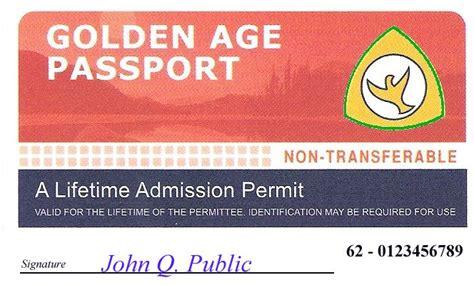 senior pass golden age passport wikiwand