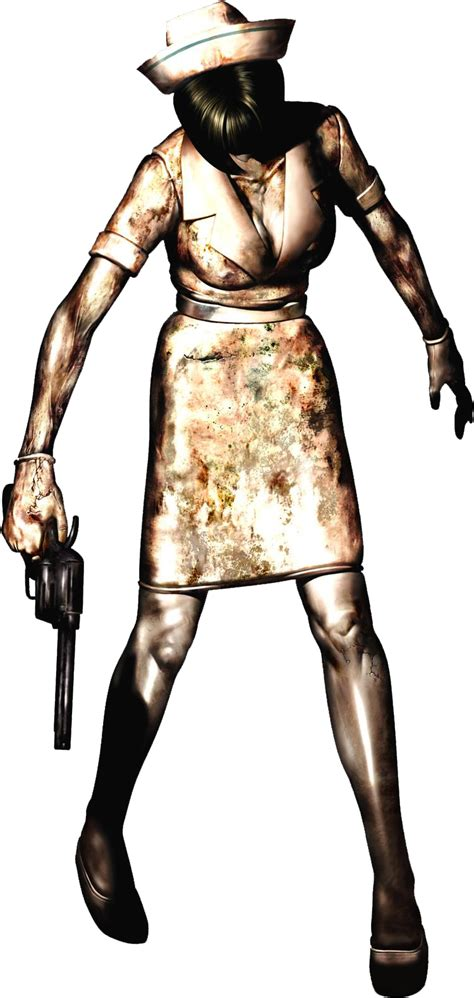 Nurse Silent Hill 3 Silent Hill Wiki Fandom Powered