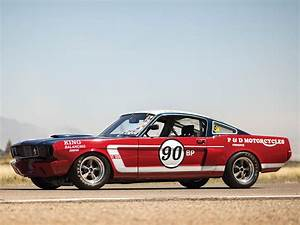 1965 Shelby Mustang GT350 | Top Speed