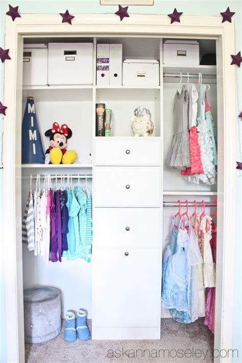 Child Closet Organization Ideas by Best 25 Organize Closets Ideas On