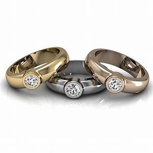 83 best images about new settings for my diamond on With wedding rings for active lifestyles